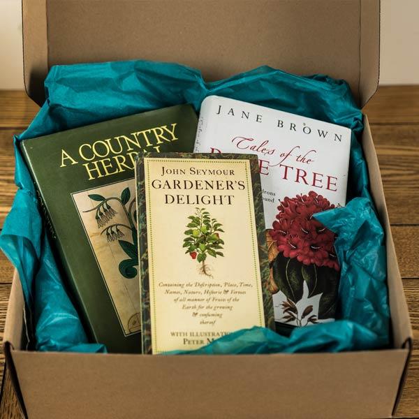 Gift Idea Book Box