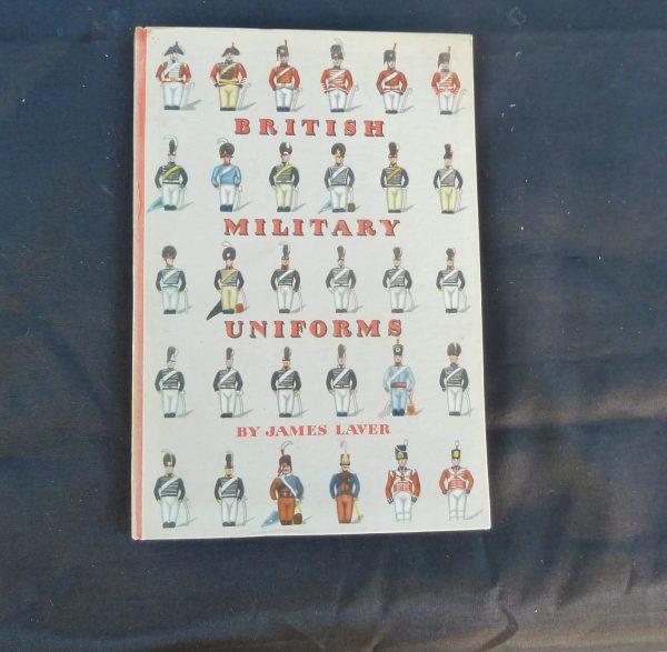 British military uniforms