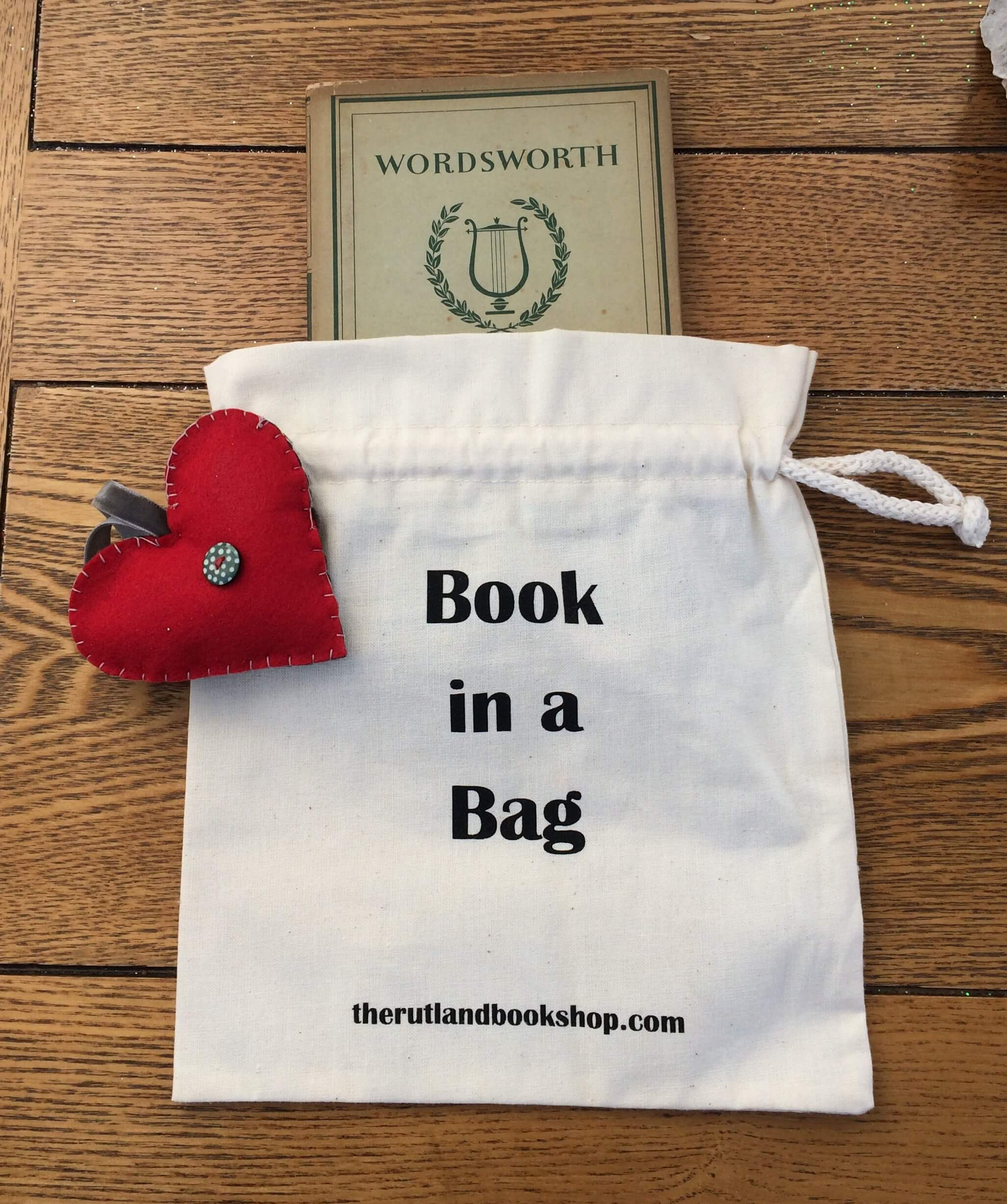 The English Poets In Pictures: Wordsworth (Book In A Bag)