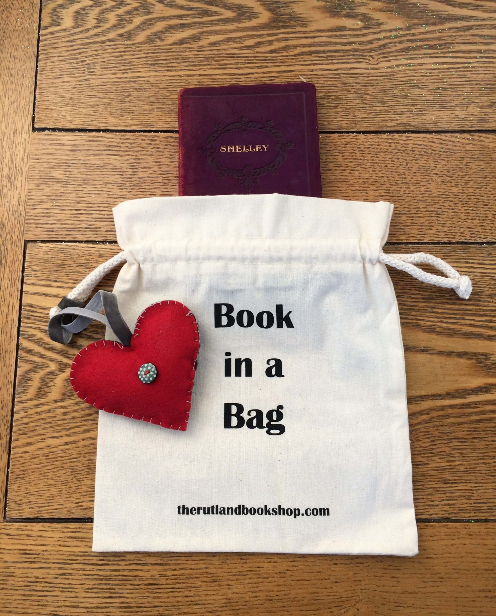 Shelley: Book In A Bag