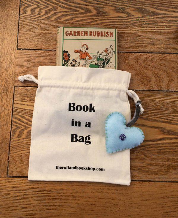 Garden Rubbish book in a bag