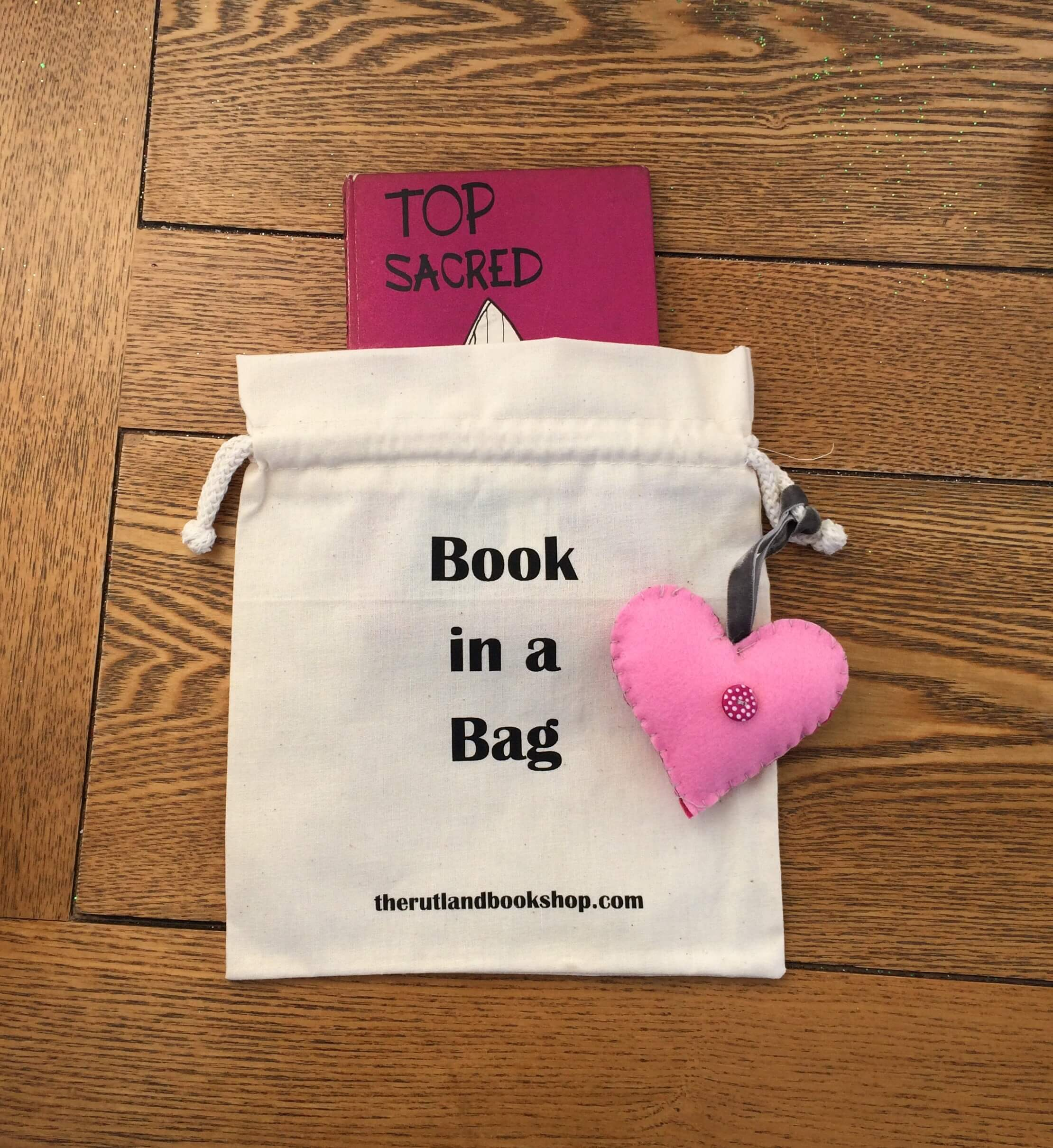 Top Sacred By Phelix (Book In A Bag)