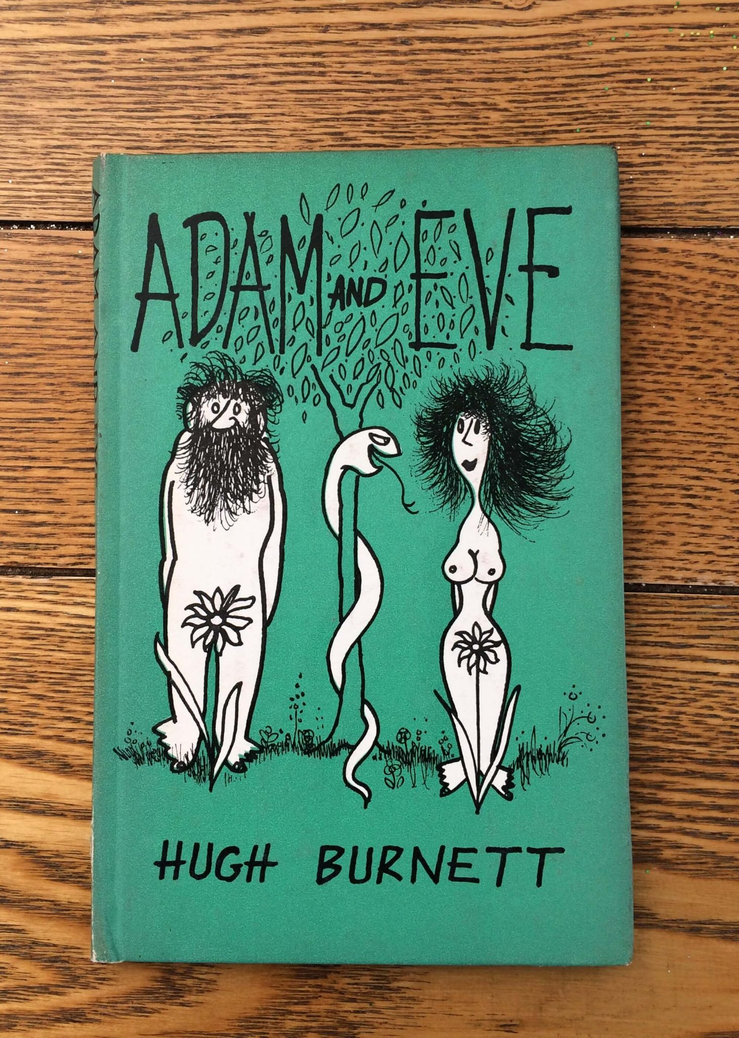 Adam And Eve Book In A Bag