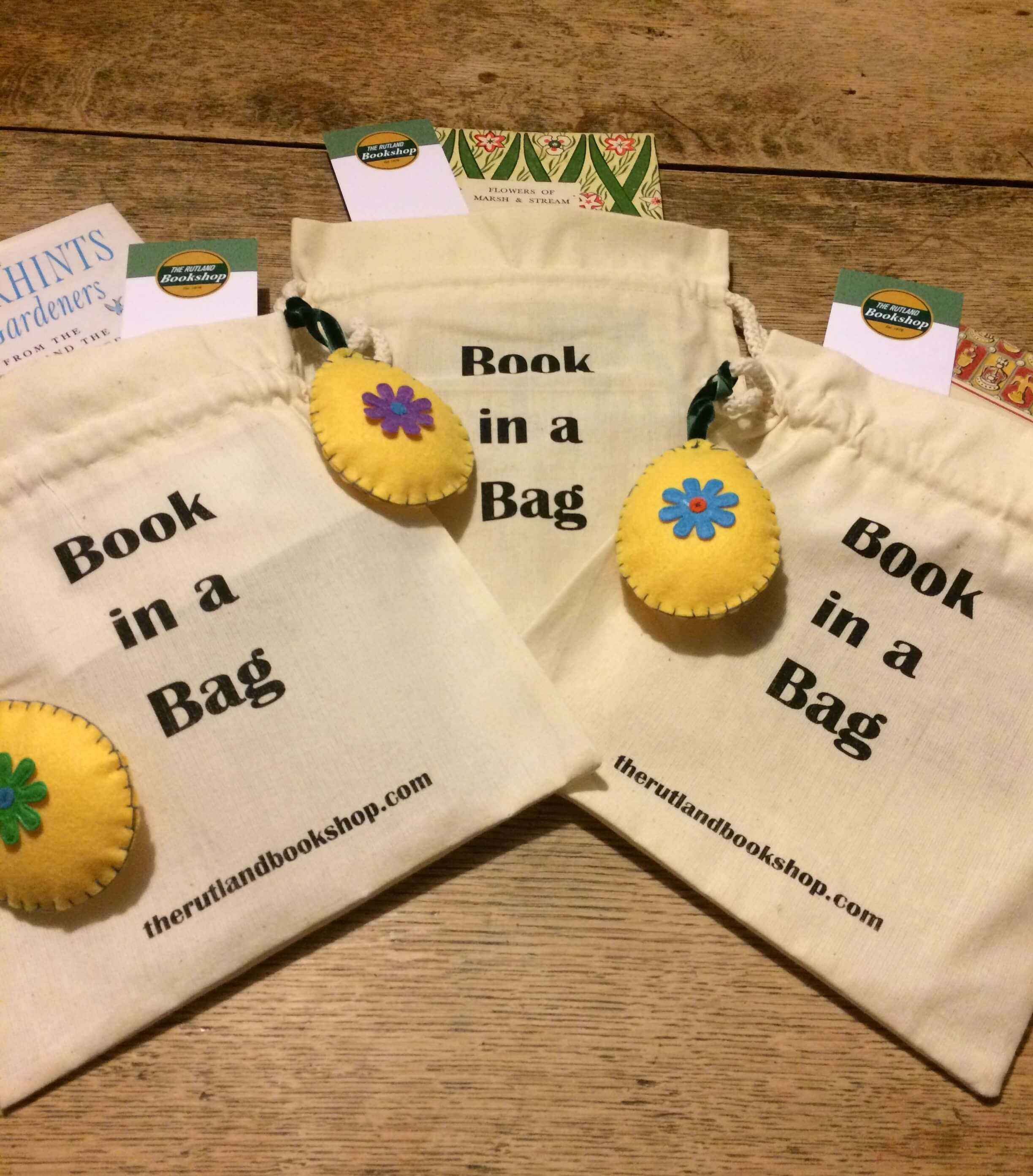 Easter Book In A Bag