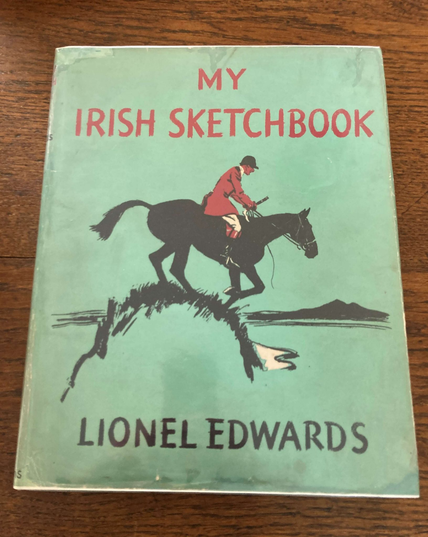 My Irish Sketch Book By Lionel Edwards