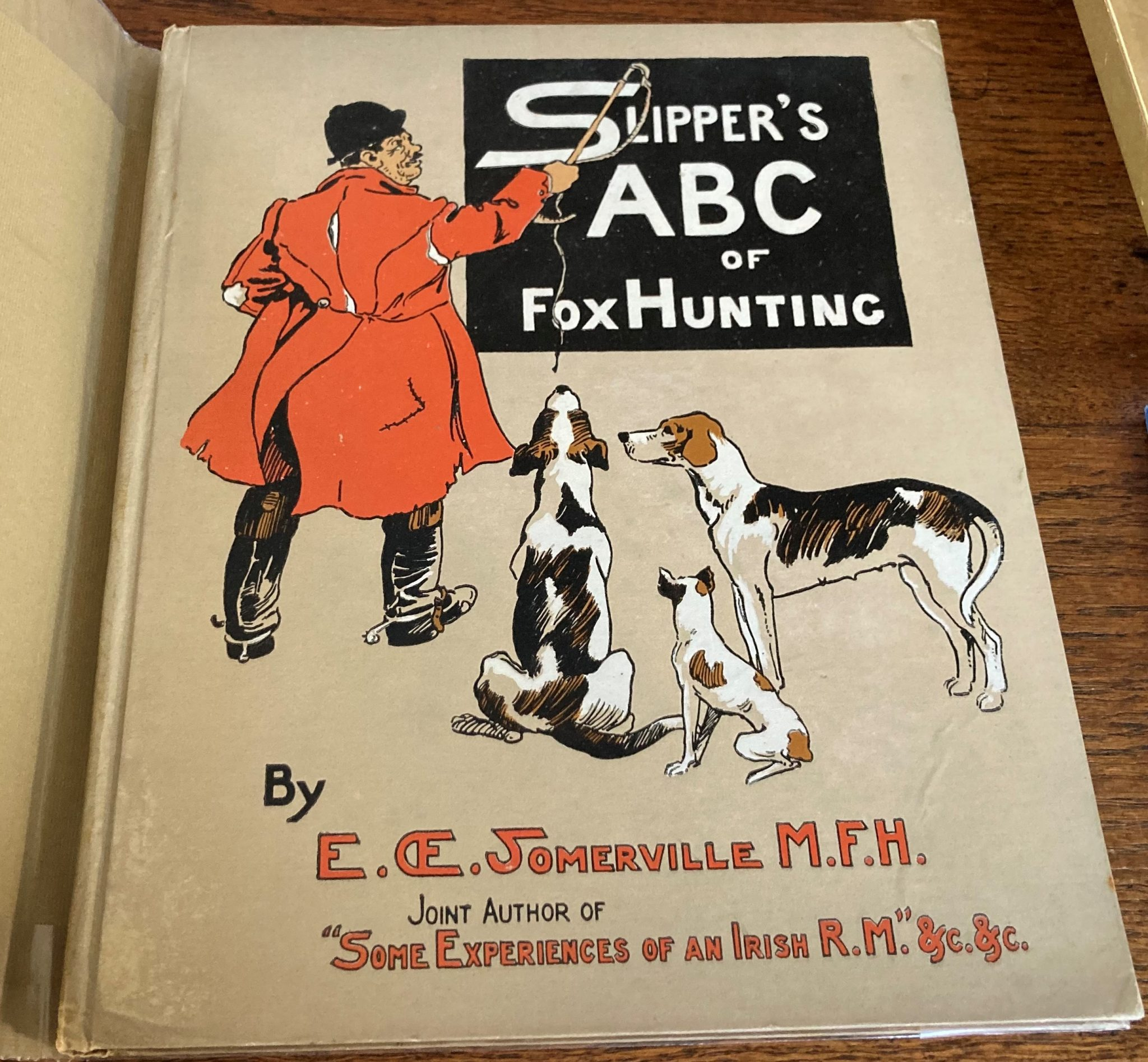 Slipper's ABC Of Fox Hunting