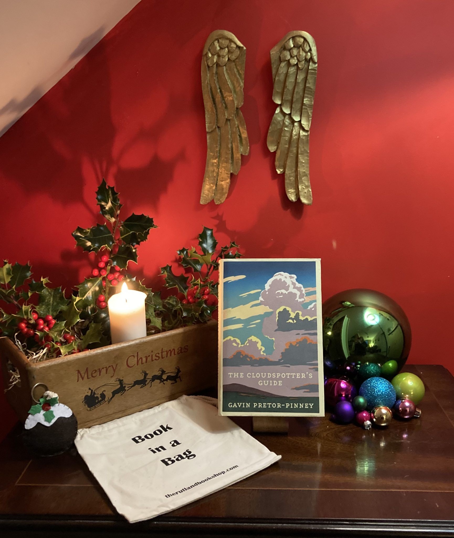 Christmas Book In A Bag: The Cloud Spotter's Guide